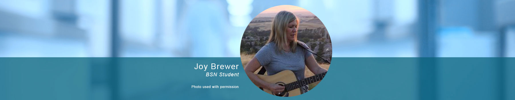 California Labor and Delivery Nurse and Longtime Musician Embraces Lifelong Learning