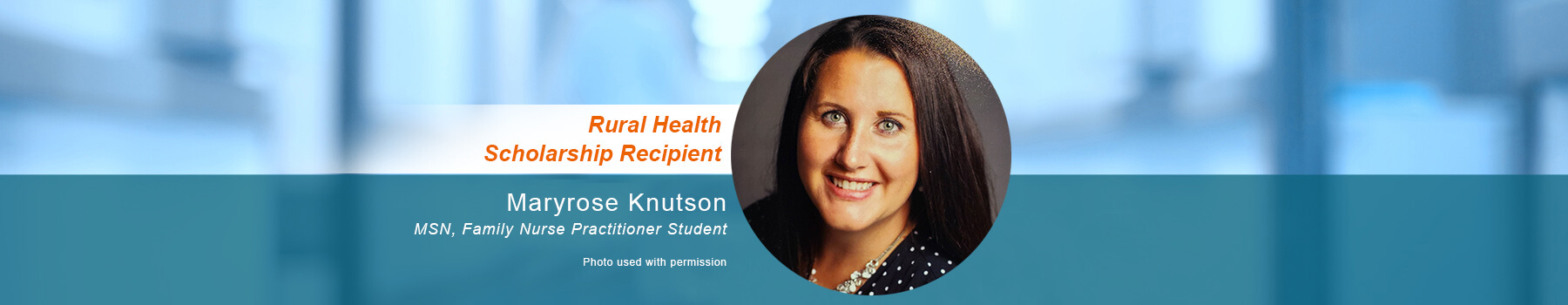 Maryrose Knutson | Director of Inpatient Services, Catholic Health Initiatives St. Gabriel's Hospital