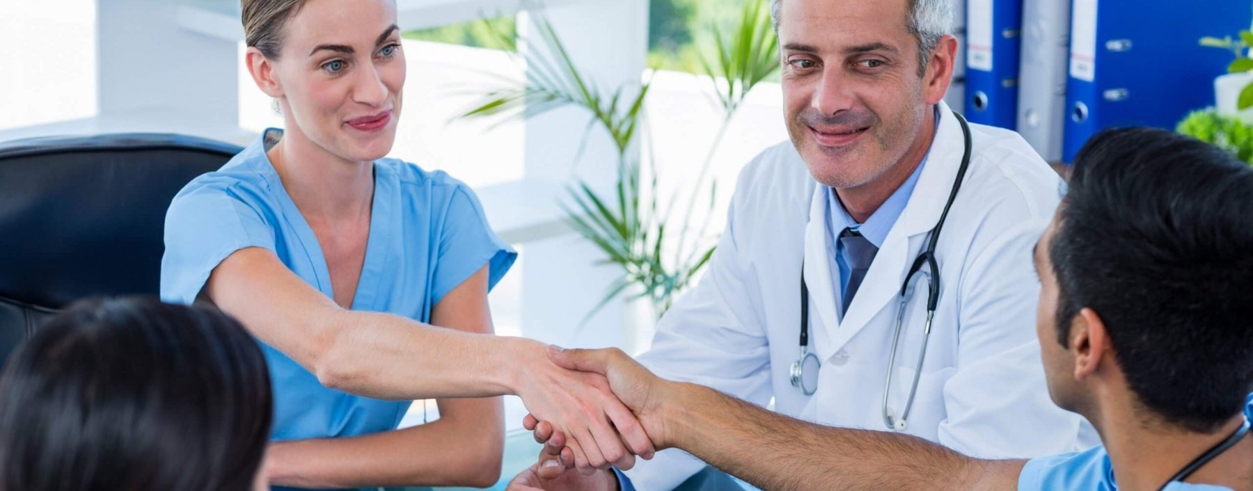 Conflict Resolution in Nursing: How Strong Leadership Can Help